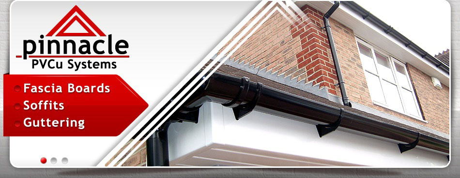 Replacement UPVC Fascia Boards, Soffits, Guttering, cladding in Kent.